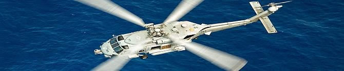 Why Induction of American MH-60 Romeo Choppers Is Good News For Indian Navy