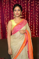 Anu Emanuel Looks Super Cute in Saree ~  Exclusive Pics 046.JPG