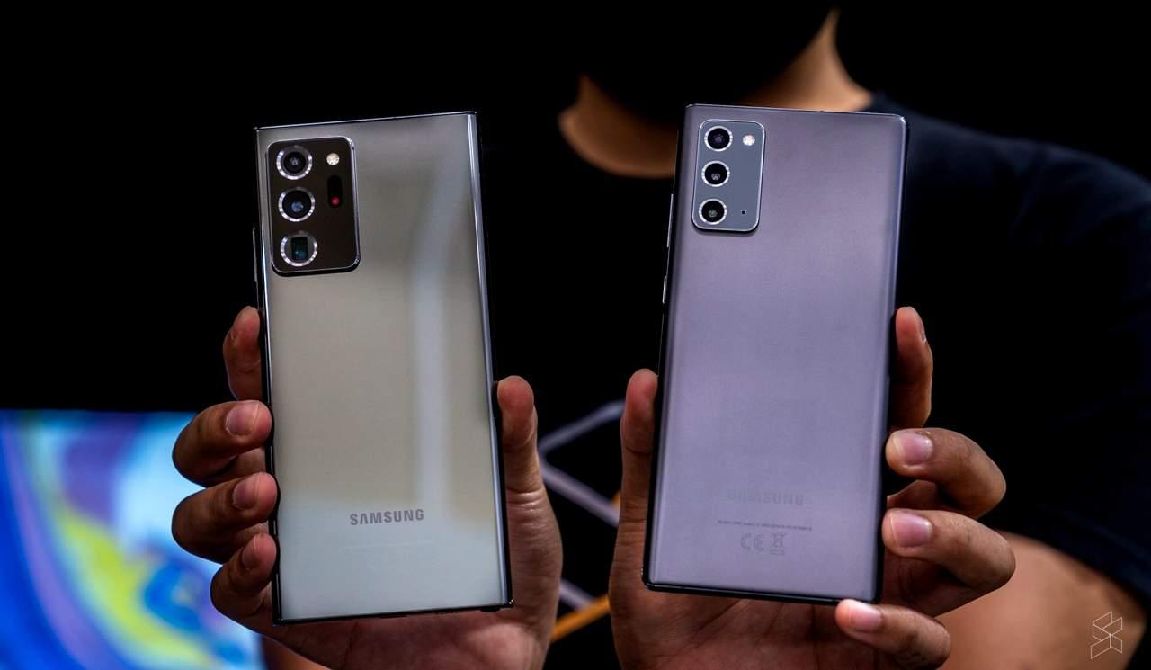 Harga dan Spesifikasi Samsung Galaxy Note 20 serta Galaxy Note 20 Ultra di Indonesia (soyacincau.com)