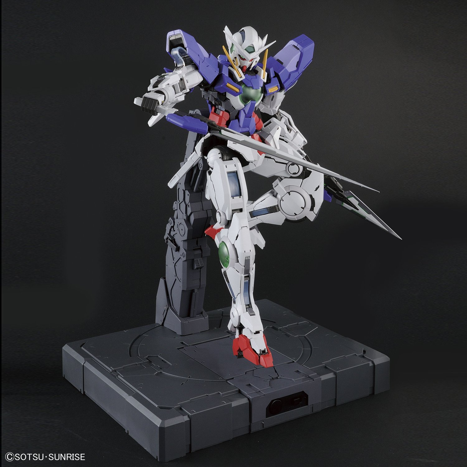 PG 1/60 Gundam Exia [Regular Edition]