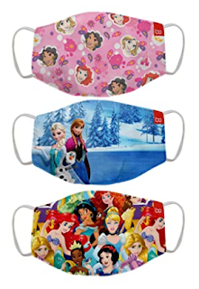Bon Organik Disney Princess mask
