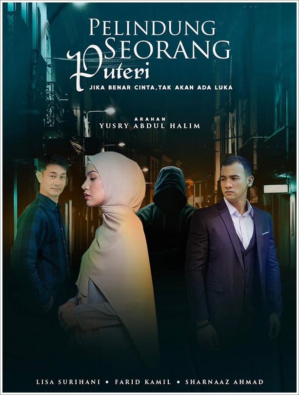 Drama | Pelindung Seorang Puteri (2020)