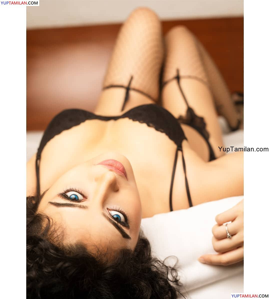 Apsara Rani Sexy Bikini Photos- Hot Cleavage Show