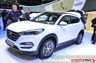 Hyundai Tucson Launched In India ; Price Starts at ₹ 18.99 Lakhs