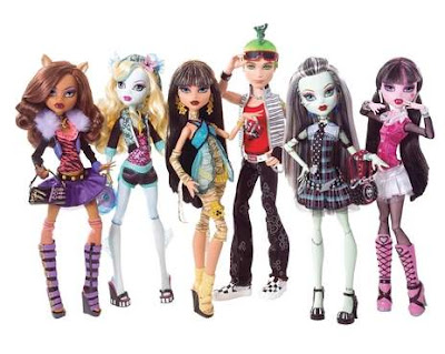 Film Monster High