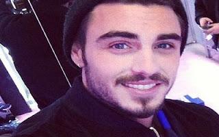Francesco Monte sorriso