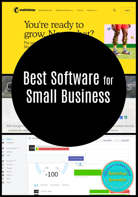 Best Software for Small Business