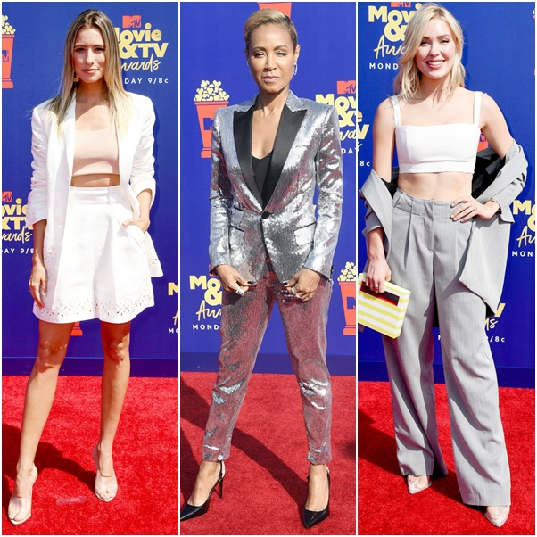 Looks do MTV Movie Awards 2019
