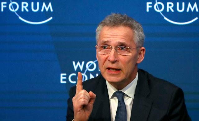 Στόλτενμπεργκ: NΑΤΟ και Τουρκία δεν έχουν συμφωνήσει για S400