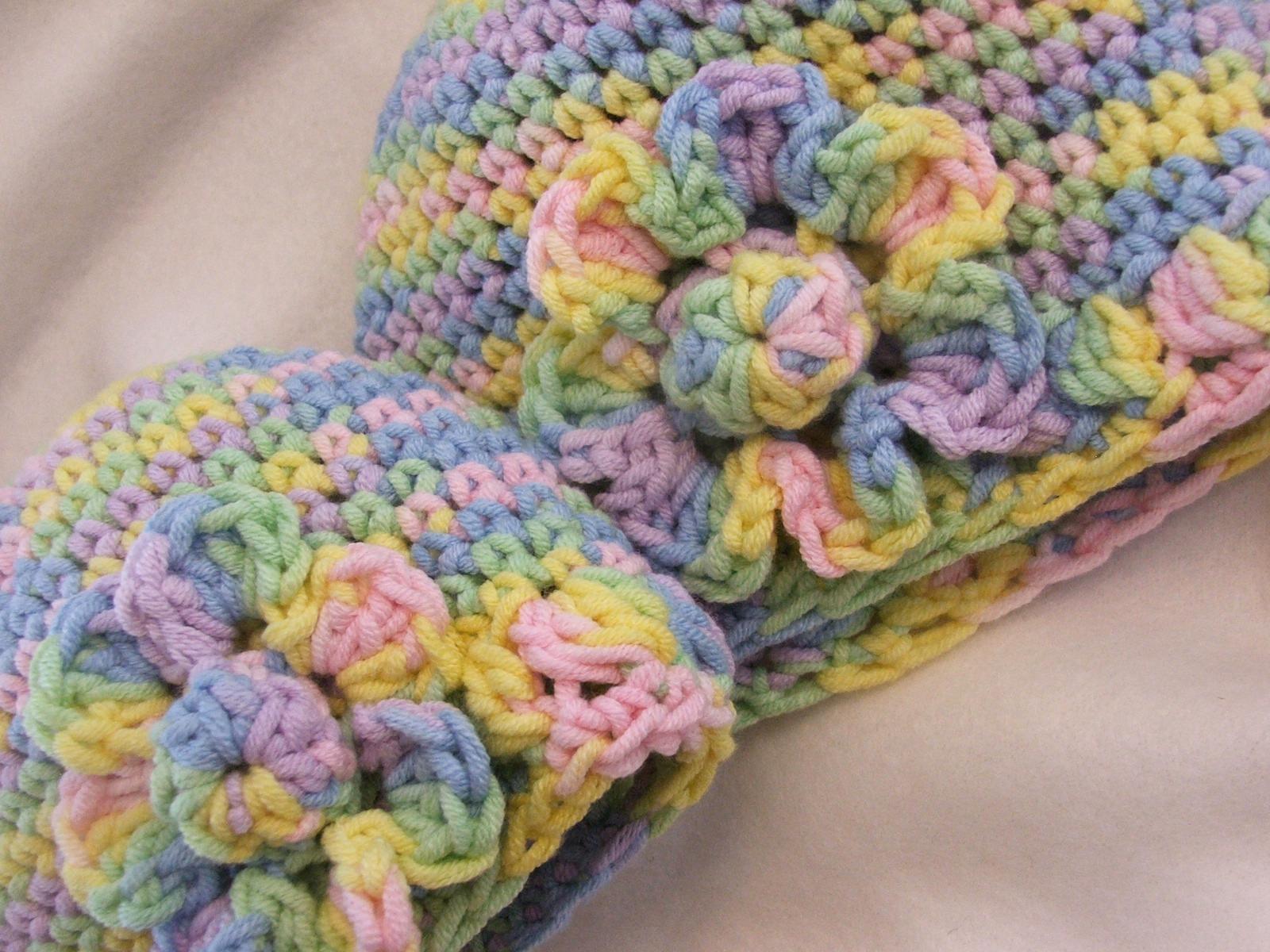 Susan S Hippie Crochet Chunky Yarn So Yummy You Could