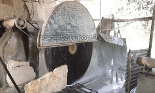 pengolahan batu marmer