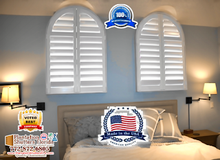 Window Treatments and Plantation Shutters in Stuart, Florida