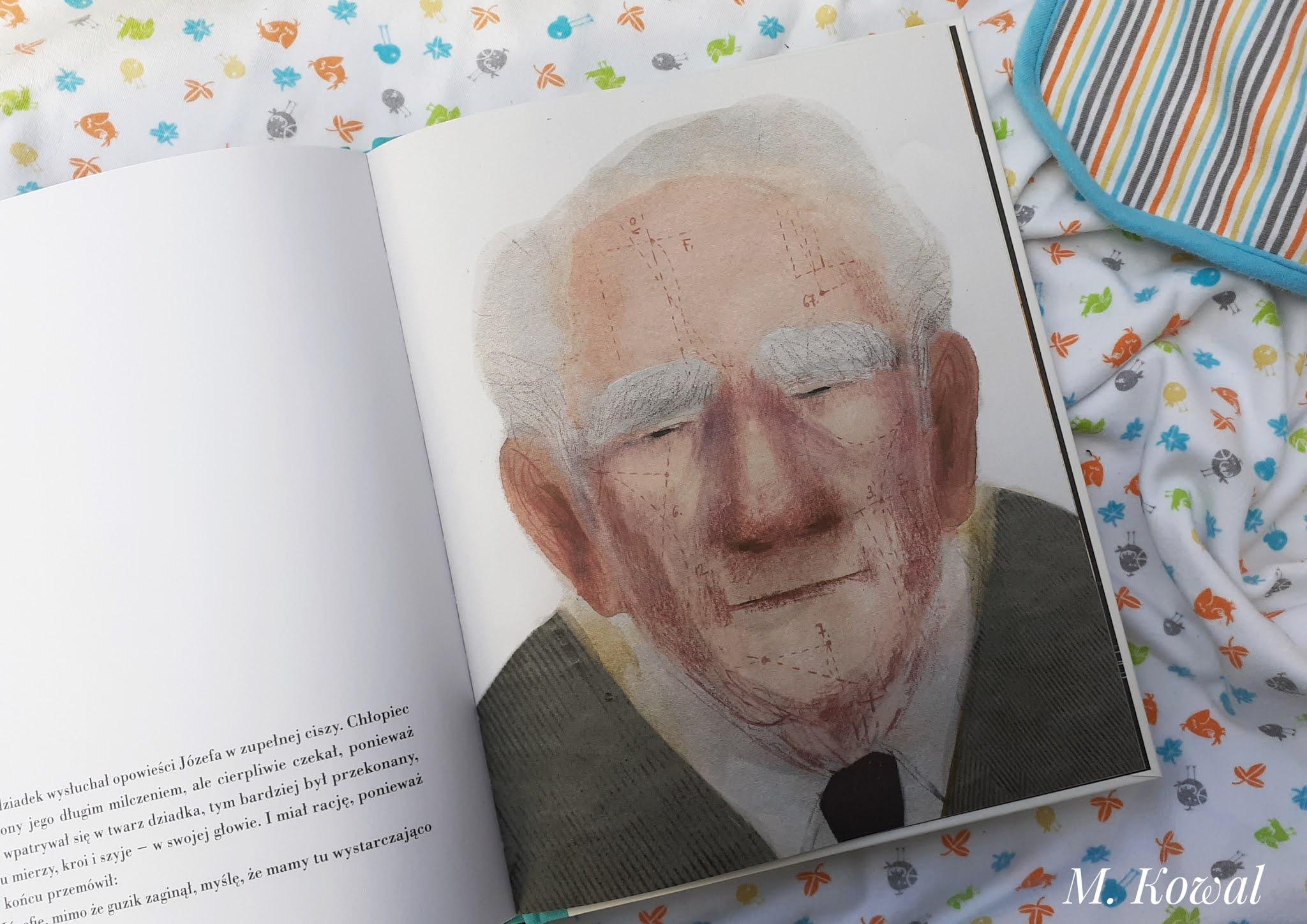 książka dla dzieci Kocyk, Miguel Gouveia