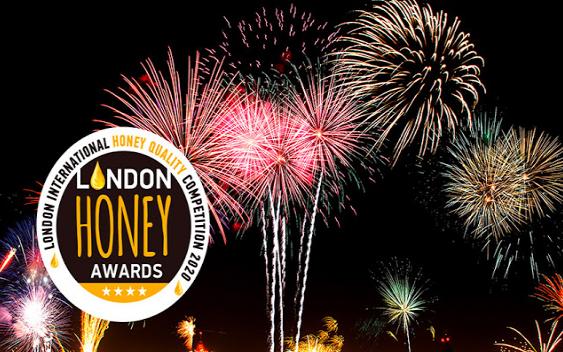 Διαγωνισμός London honey 27-28 Απριλίου 2020