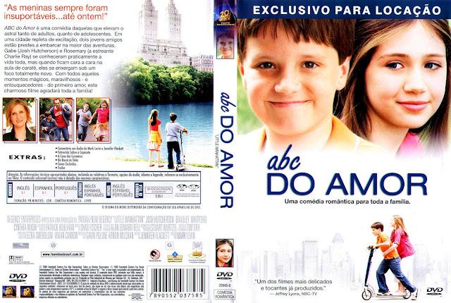 Capa DVD ABC do Amor