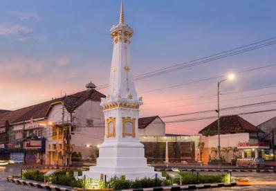 Kota yogyakarta yang sangat mengagumkan dengan banyak wisata