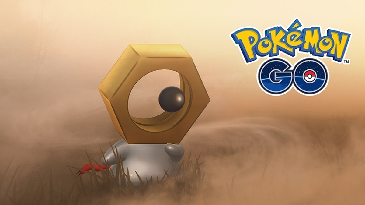That's why you should definitely get Meltan in Pokémon GO right now