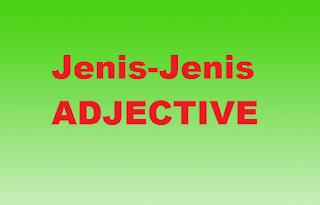 macam macam adjective