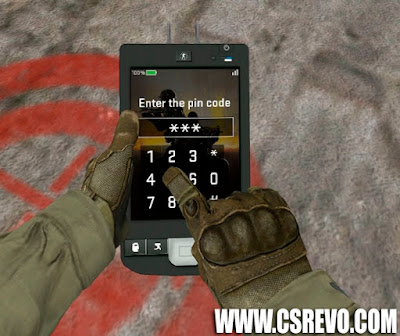 Skin C4 - Tablet CS GO - HD CS 1.6