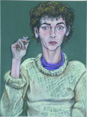 Begonia Amo Del Valle (1980), Marcia Schvartz