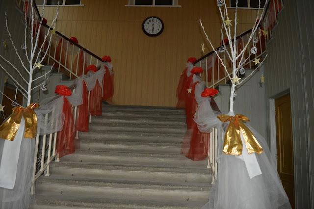 Як Скадовська мерія готувалась до Новорічного балу