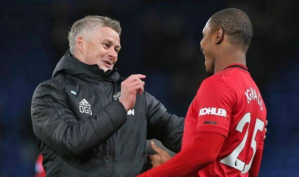 You Were Unfair To Me At Man Utd – Ighalo Fires At Solskjaer