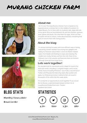 Murano chicken farms media page