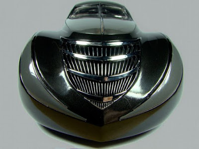 Duesenburg Coupe Simone Midnight Ghost front view image