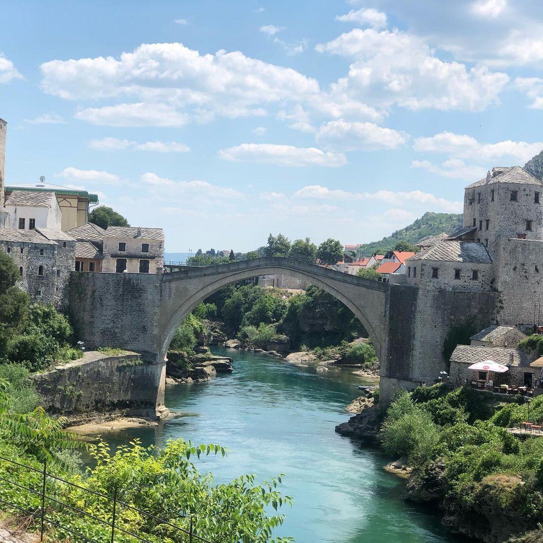 balkan ülkeleri'nde gezilecek yerler saray bosna