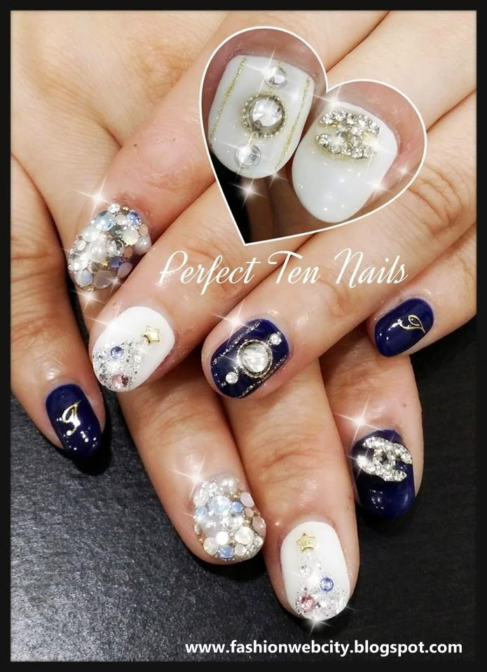 Tricks Nail Art Designs For Teenagers