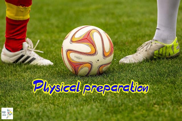 الإعداد البدني عند لاعبى كرة القدم football