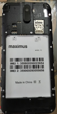 Maximus P2 FRP File | FRP Bypass Reset File | MTK 8.1 Only 40MB File & Tools Without Box