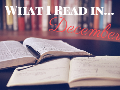 What I Read in December