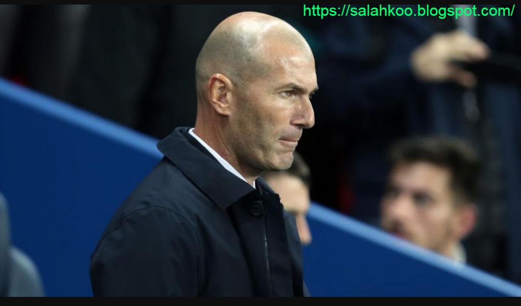 إقالة زين الدين زيدان سيكلف ريال 80 مليون يورو