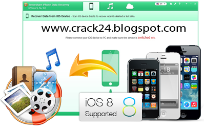 Tenorshare iPhone Data Recovery 6.5.2 Serial \u0026 Crack Full Version Download  Crack And Serial Zone
