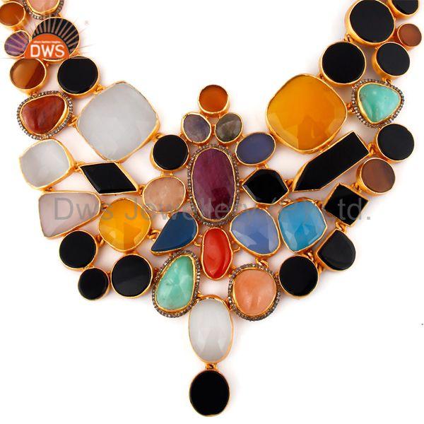 Wholesale handmade gemstone jewelry store in Jaipur