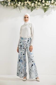 Motif trousers