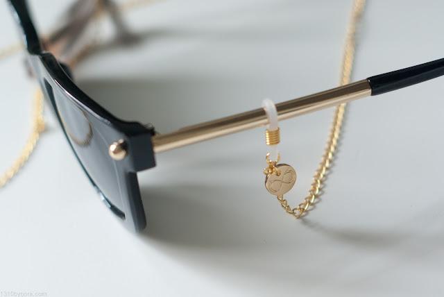 Gula vision, Details, glasses,