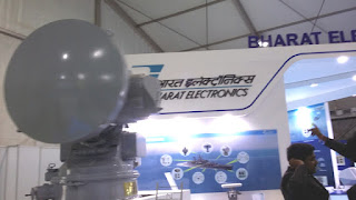 BEL Hands Over Electro Optic Infra Red To IAF