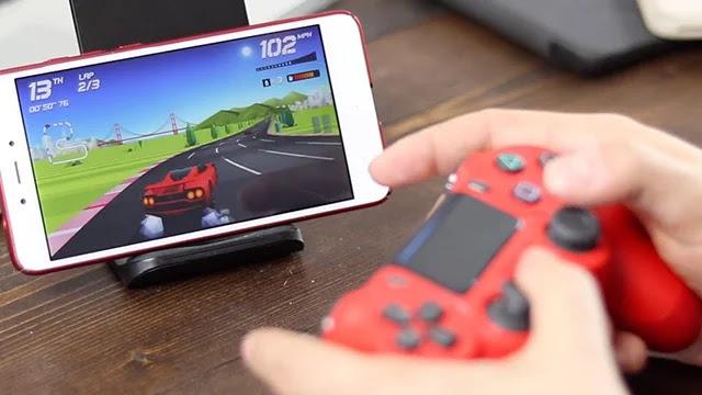 كيفية توصيل جهاز تحكم PS4 بنظام Android