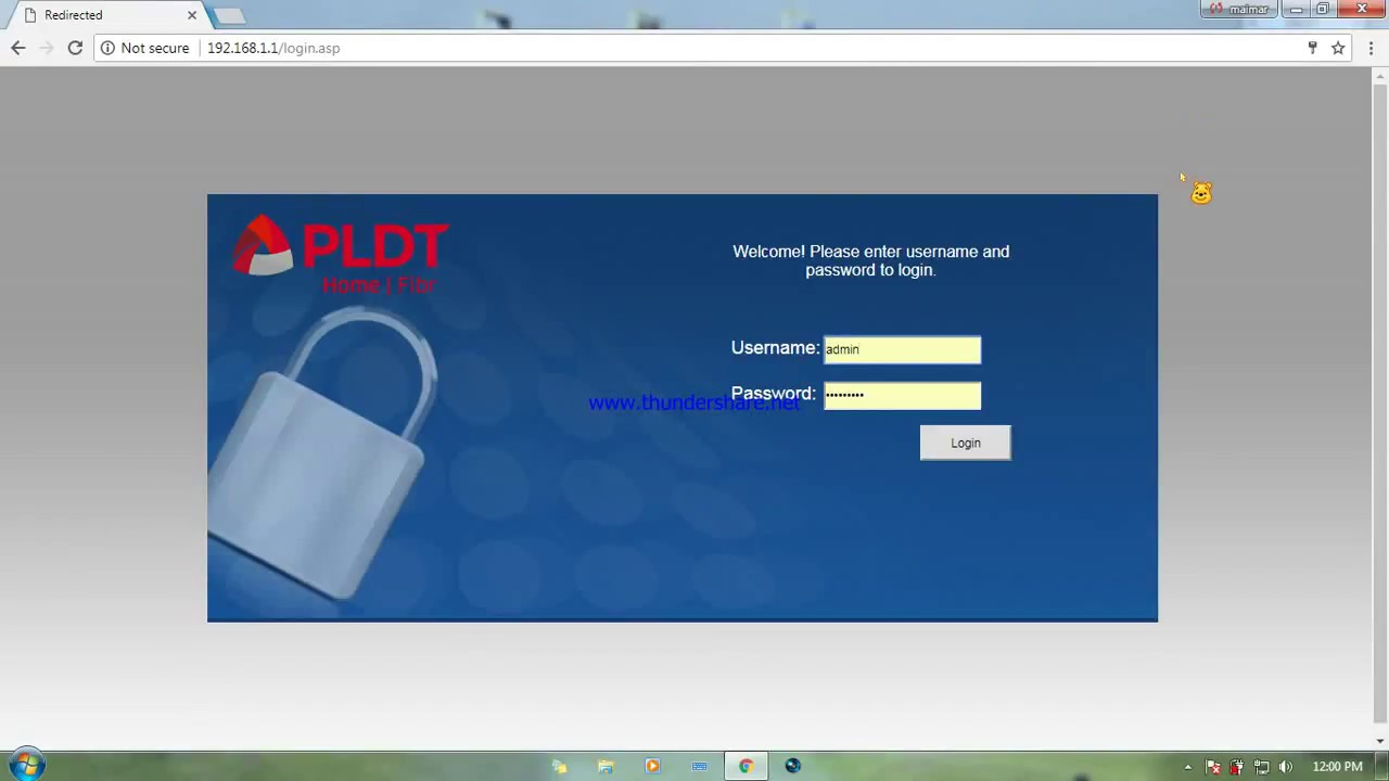 PLDT HOME FIBR Advanced Settings - ELNETCAFE