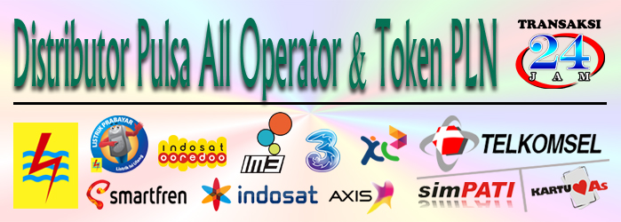 Daftar Gratis Agen Pulsa Murah All Operator dan Token PLN di Makassar