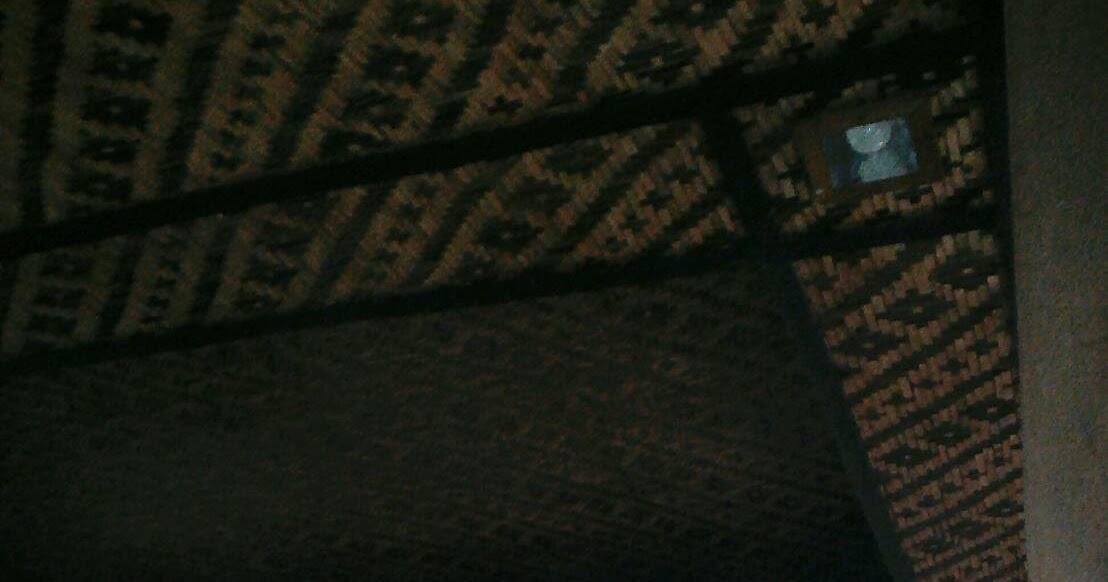 Jasa Pemasangan Baja Ringan Di Jogja Plafon Klasik Anyaman Bambu Wulung