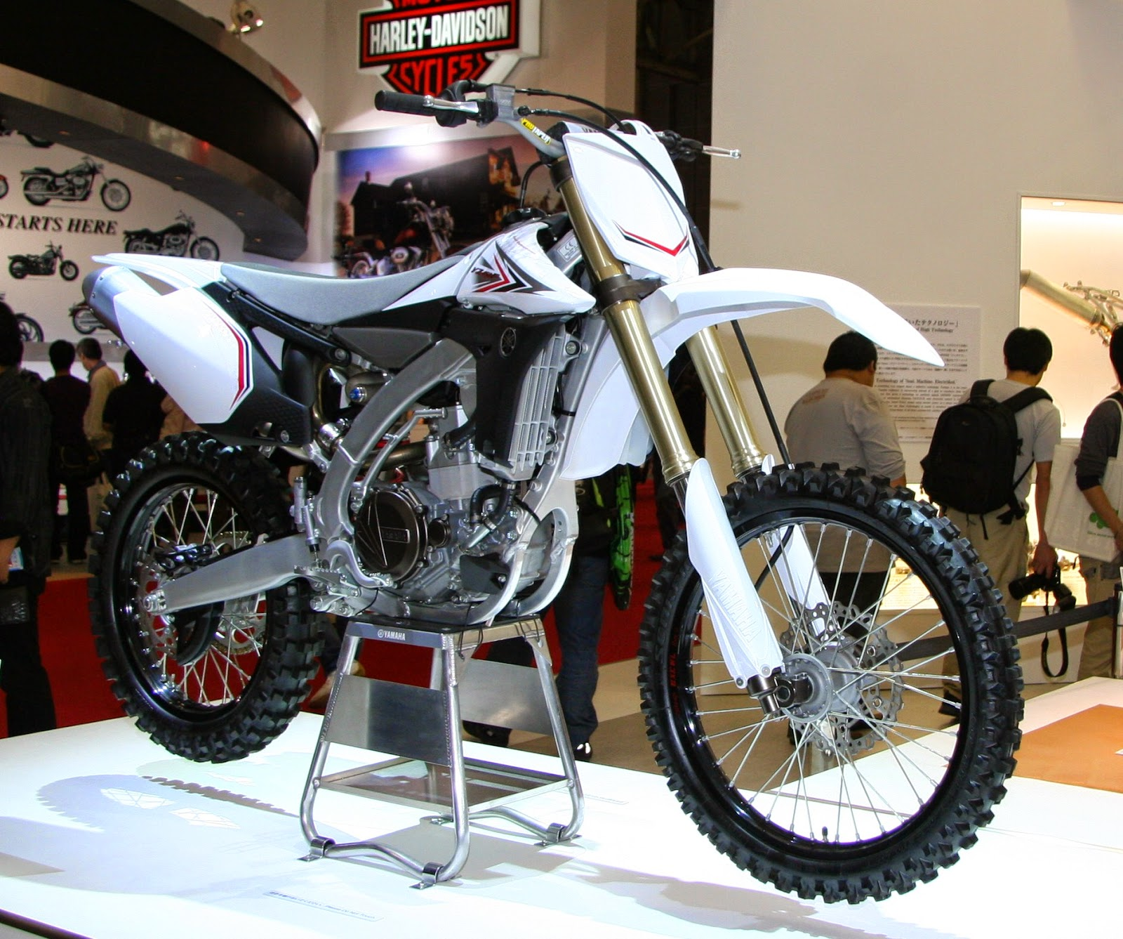 yamaha yz 125 motocross modification motorcycle design. Black Bedroom Furniture Sets. Home Design Ideas