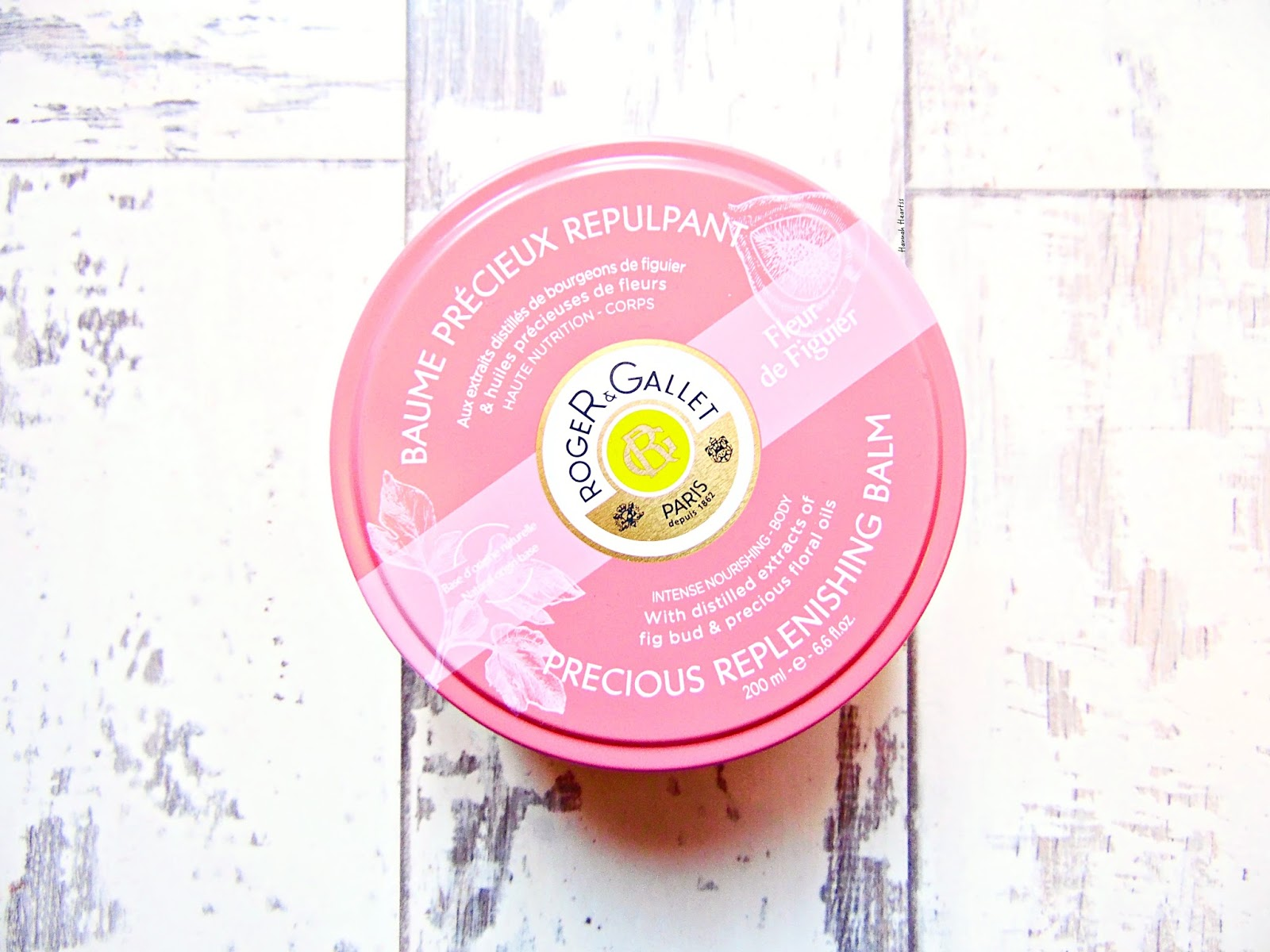 Roger and Gallet Body Balm