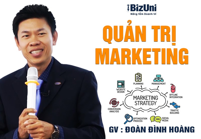 Share khóa học Quản trị Marketing