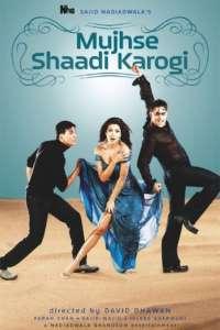 Download Mujhse Shaadi Karogi (2004) Hindi Movie 720p WEB-HDRip 1.1GB