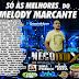 Cd (Mixado) As Melhores das Marcantes (Dj Neco Mix do Studio R-N)