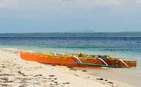 Badoc Island boats