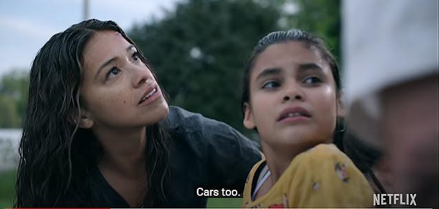 Sinopsis Film Awake (2021) - Gina Rodriguez, Ariana Greenblatt
